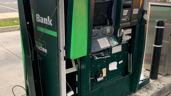 ATM explosions reported across Philadelphia during second night of unrest