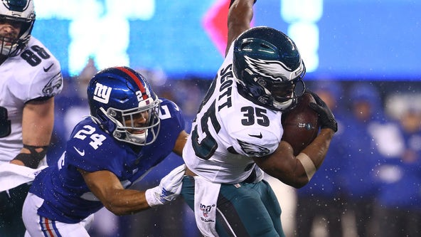 Eagles host Giants in NFC East clash on FOX