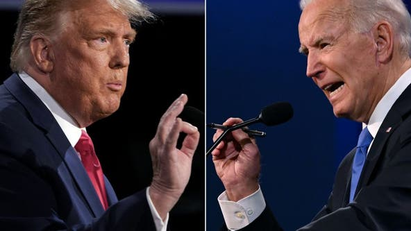 President Trump, Joe Biden to campaign in Wisconsin on Friday