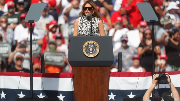 Melania Trump heading to West Bend on Saturday, Oct. 31