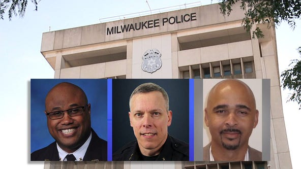 FPC reveals 3 finalists for Milwaukee police chief