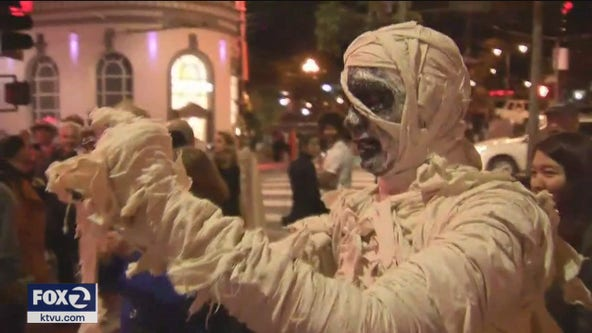"'This is not the year for a street party:"" San Francisco discourages partying in Castro on Halloween"