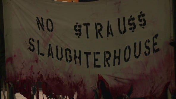 Neighbors speak out against Strauss slaughterhouse expansion in Franklin