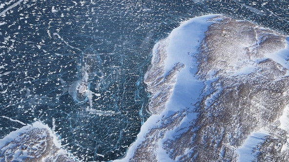 Arctic Sea ice isn't freezing in October for 1st time on record