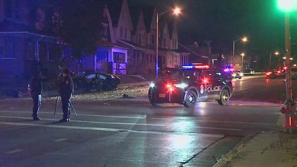 2 dead, 1 in critical condition following hit-and-run crash in Milwaukee