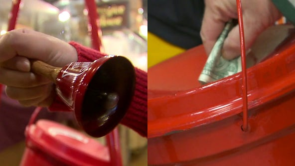 'Help rescue Christmas:' Salvation Army launches Red Kettle Campaign early
