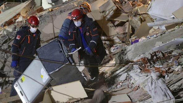 Death toll reaches 38 in earthquake that hit Turkey, Greek island