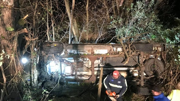 Washington Co. officials: Alcohol a factor in crash that injured 1