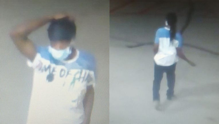 Suspect in Bayside attempted armed robbery