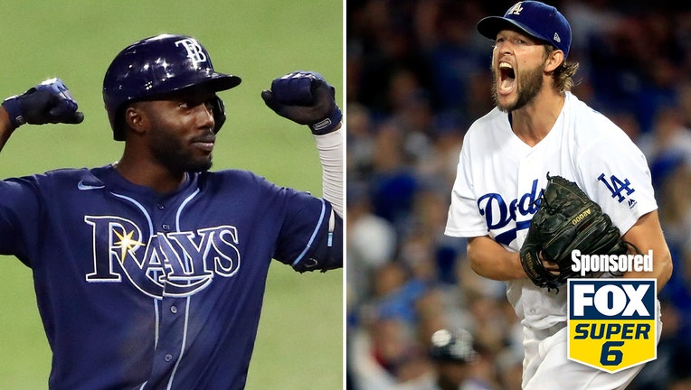 Dodgers Rays