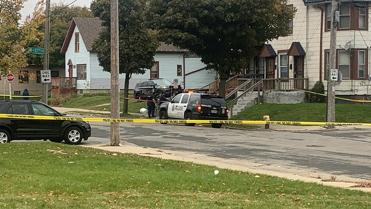 Homicide at 11th and Hadley, Milwaukee