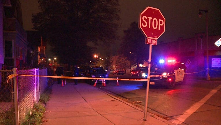 Shooting near 14th Street and Forest Home Avenue in Milwaukee