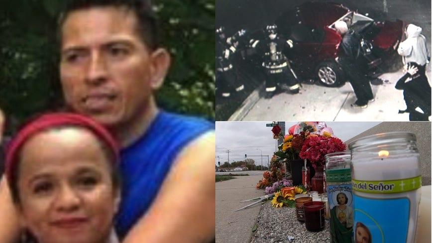'Beautiful people:' Vigil held for couple killed in crash