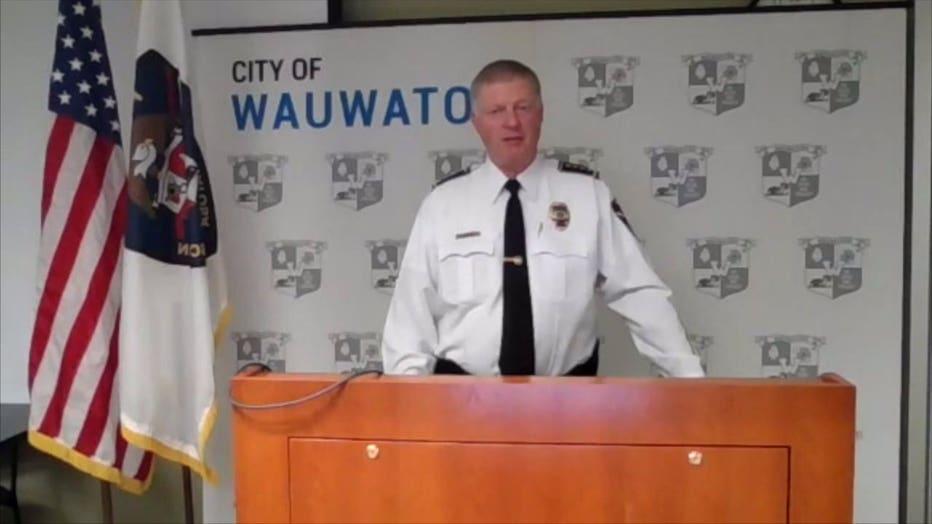 Wauwatosa Police Chief Barry Weber