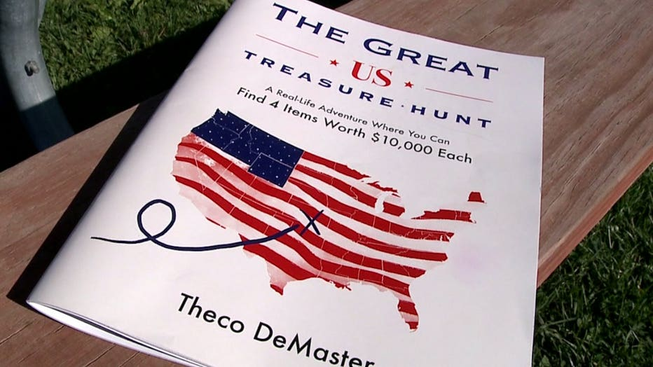 The Great U.S. Treasure Hunt