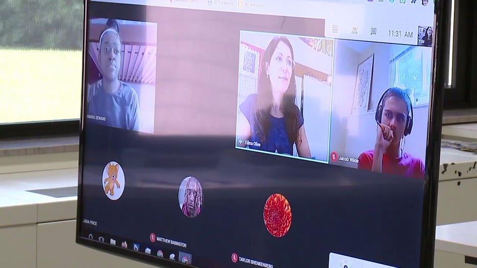 Racine Unified School District (RUSD) virtual learning