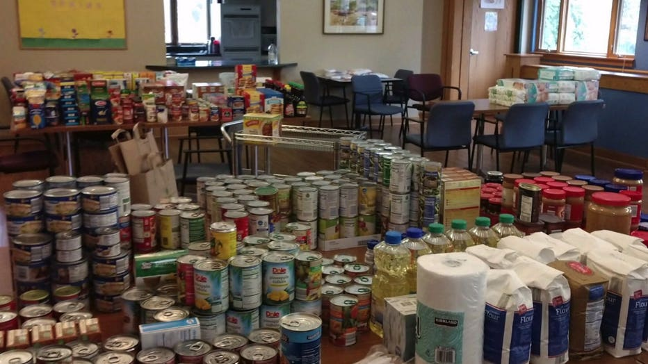 roundy's food donation