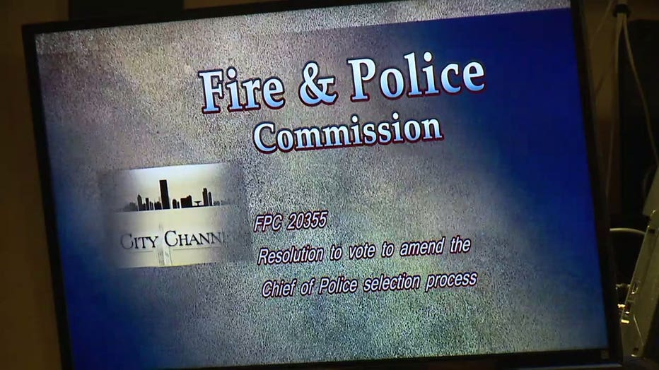 Milwaukee Fire and Police Commission