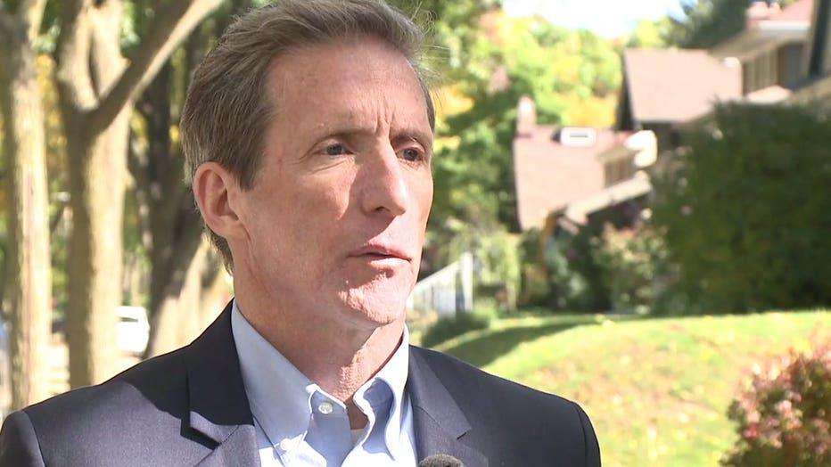 Wauwatosa Mayor Dennis McBride