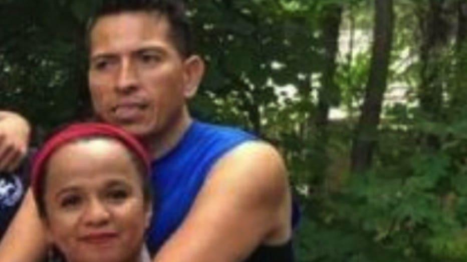Teresita and Luis Contreras