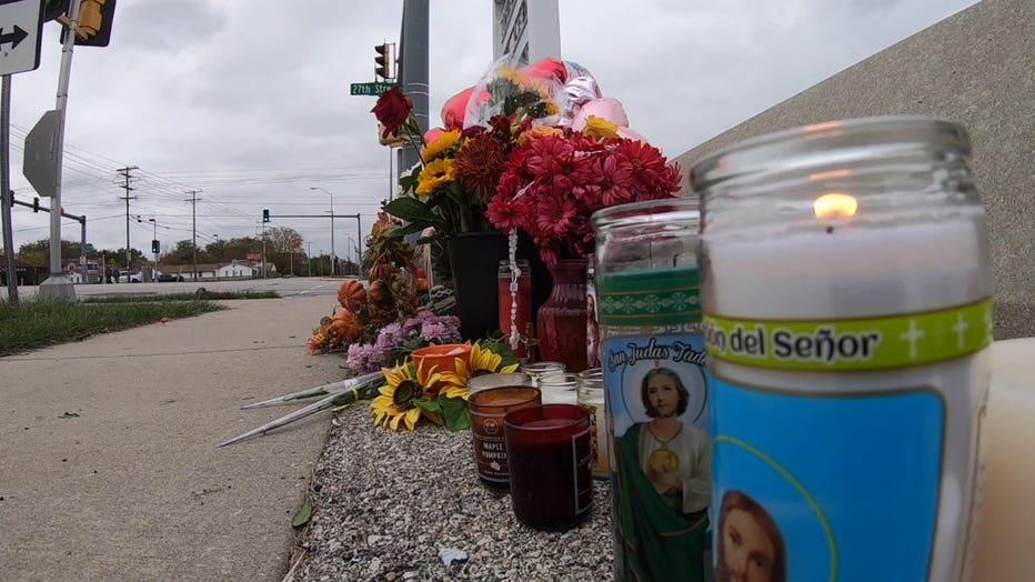 Vigil for Teresita and Luis Contreras