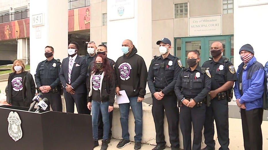 Milwaukee Police Appreciation Day