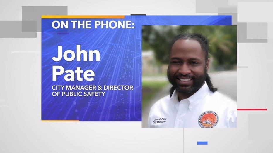 John Pate