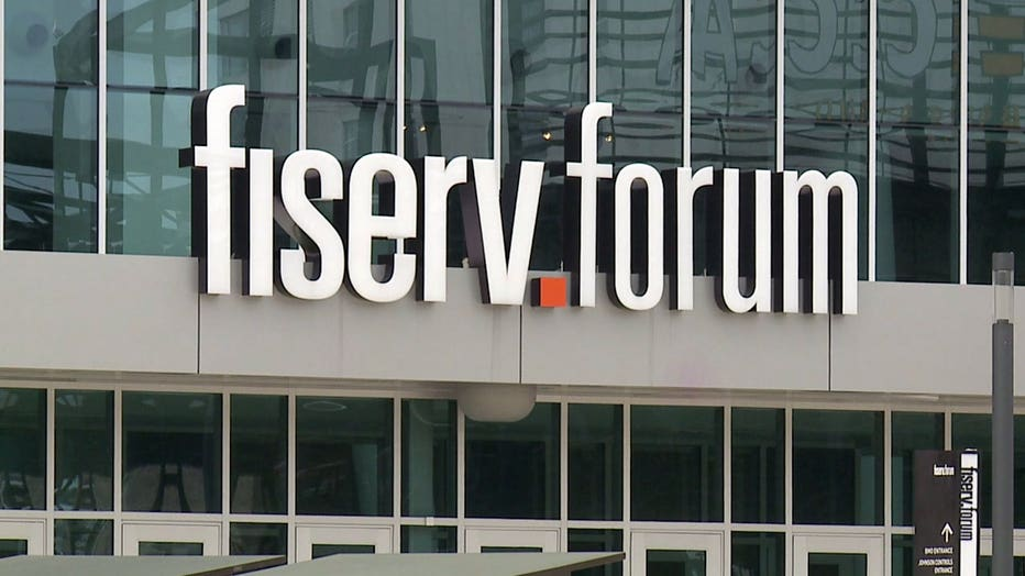 Fiserv Forum, Milwaukee