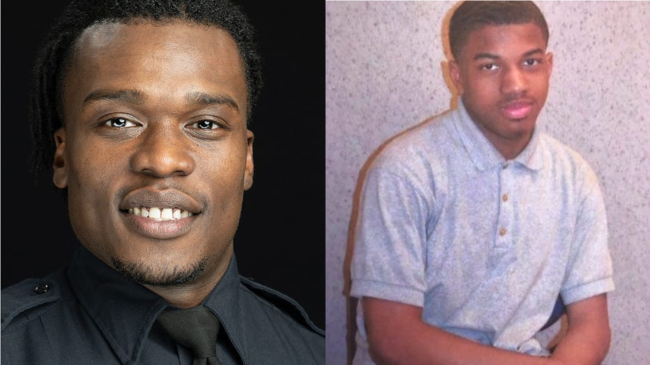 Officer Joseph Mensah, Alvin Cole