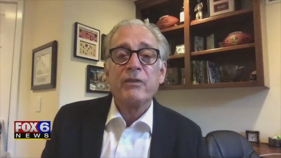 One-on-one with FOXSports rules analyst Mike Pereira