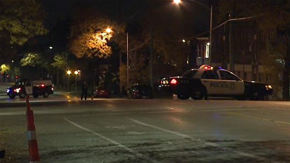 Shooting incident at 15th and Nash, Milwaukee