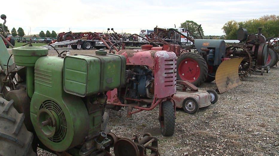 40th Annual Pioneer Farm Days