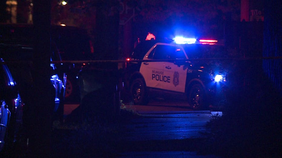 Fatal shooting at 8th and Rogers, Milwaukee