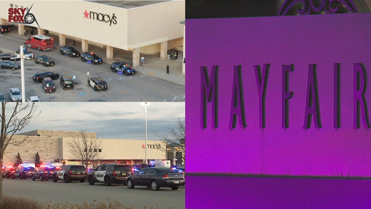 Wauwatosa Police Department: 15-year-old arrested in Mayfair Mall shooting that...