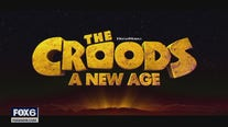 Gino talks with the director of 'The Croods: A New Age'