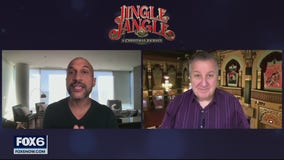 Gino talks with star of 'Jingle Jangle: A Christmas Journey'
