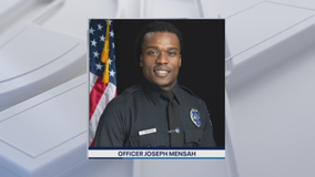 Joseph Mensah signs off on his resignation from Wauwatosa PD