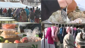 Outdoor Thanksgiving aims to combat 'housing and food insecurity'