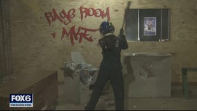 Smash away the stress of 2020 at Rage Room MKE