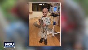 Boy's cancer battle inspires Arrowhead fundraiser