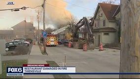 No injuries as Thiensville staple the cheel burns