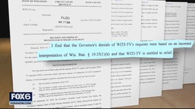 Judge orders Gov. Evers to turn over emails to FOX6