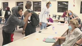 Burlington community members demand change after racist incidents