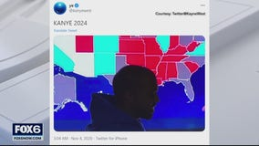 Kanye West appears to bow out of the 2020 presidential election