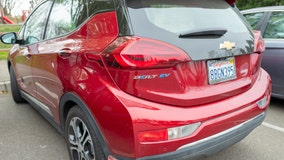 GM recalling nearly 69K Chevy Bolt electric cars due to fire risk