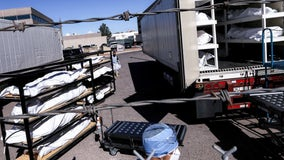 El Paso offering $27 an hour to people willing to work in morgue overrun with COVID deaths
