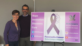 Pancreatic cancer survivor shares his story, optimism about future