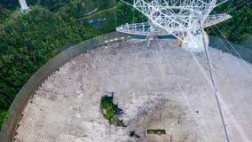 Puerto Rico's iconic Arecibo radio telescope to close in blow to science
