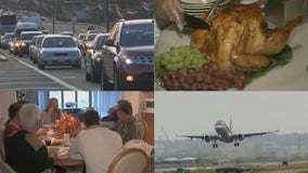 AAA: Lowest Thanksgiving travel volume in 4 years expected in 2020