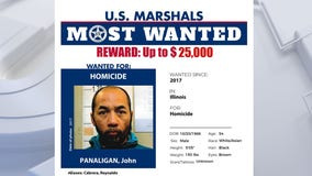 Man sought in IL lawyer's murder now a most-wanted fugitive
